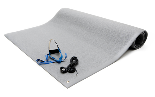 anti static anti fatigue floor mat kit