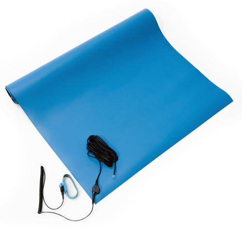 anti static rubber mat kit