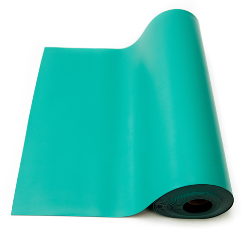 anti static soldering mat green